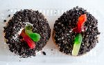 Dirt and Worms donuts from YoYo Donuts in Minnetonka