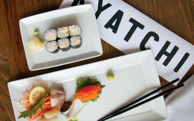 Kyatchi restaurant Minneapolis | Photo by Caitlin Abrams