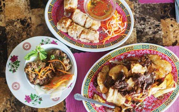 Vo's Vietnamese Restaurant in Minneapolis