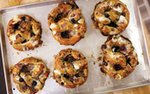 Savory pretzels from Angel Food Bakery in downtown Minneapolis