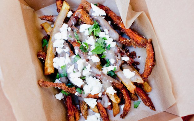 Fries from Hot Indian Foods