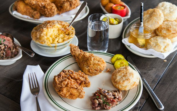 Fried chicken at Revival in Minneapolis
