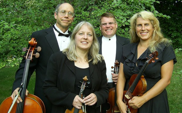 Aurora String Quartet
