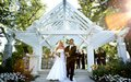 A wedding ceremony at Bearpath in Eden Prairie, MN