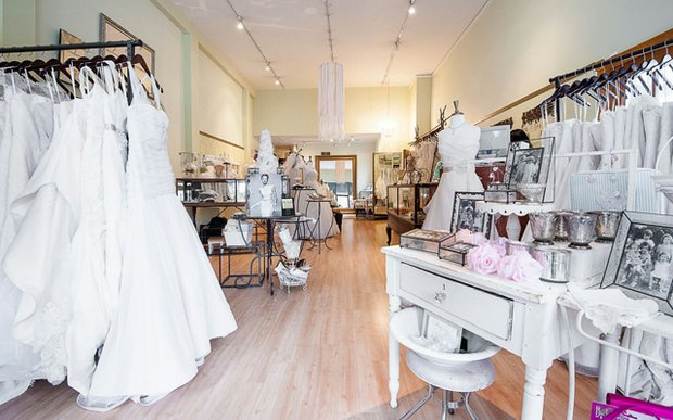 Che Bella bridal boutique in Minneapolis, Minnesota