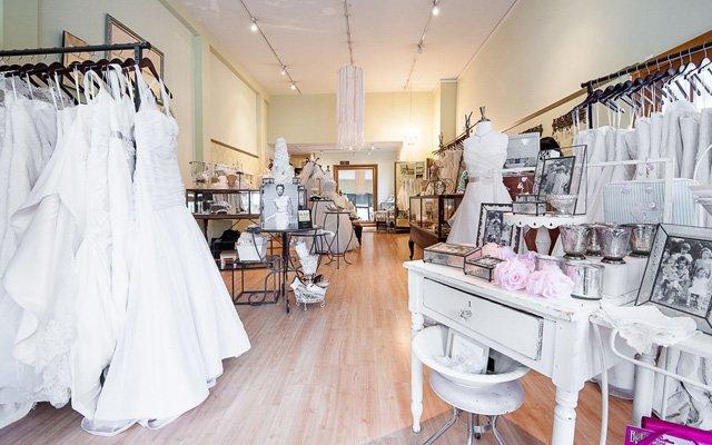 Che Bella bridal boutique in Minneapolis, Minnesota
