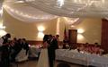 A wedding in KC Hall in Stillwater