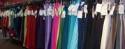 Bridesmaids dresses at The Wedding Connection & Tuxedo Shop