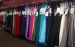 Bridesmaids dresses at The Wedding Connection & Tuxedo Shop