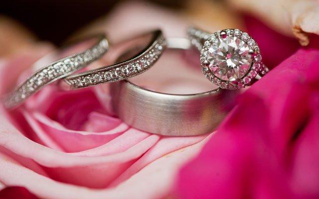 Wedding rings from Wedding Day Diamonds
