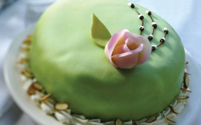Cake from Wuollet Bakery