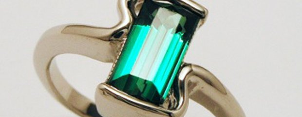 Ring designed by Bill Plattes