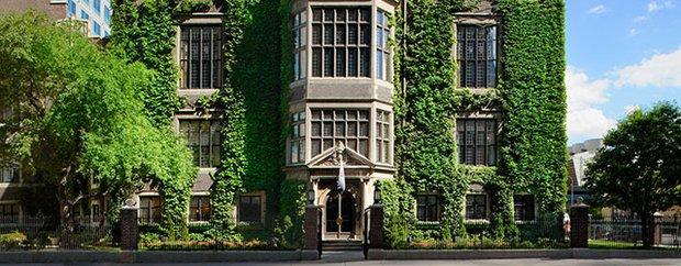 Exterior of The Minneapolis Club
