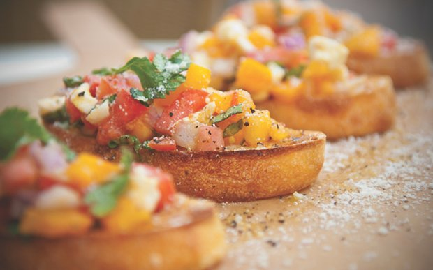 Bruschetta from We Cater To You