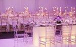 Reception setup by Event Lab