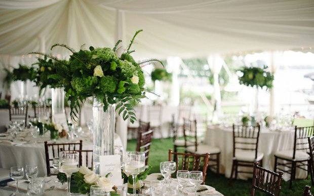 A wedding designed by Lasting Impressions