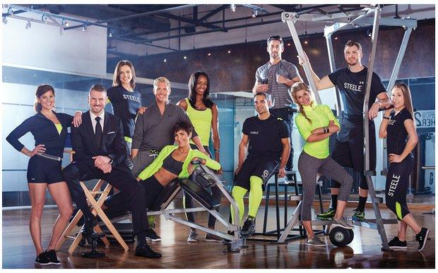 Steele Fitness team