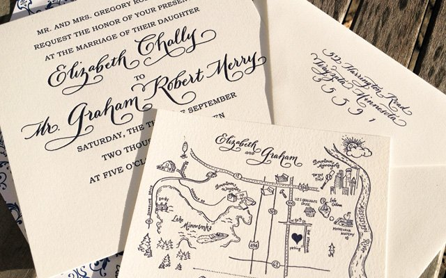 Invitations by Crystal Kluge