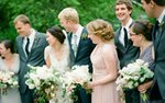 A wedding party | photo by Laura Ivanova Photography