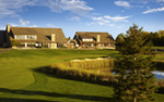 The Clubhouse at Rush Creek Golf Course in Maple Grove