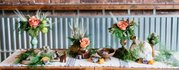 Saffron & Grey wedding flowers