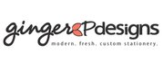 Ginger P Designs logo
