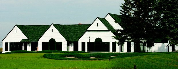 Keller Golf Course clubhouse in Maplewood, MN