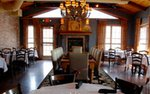 The dining room at Axel's in Mendota Heights, Minnesota
