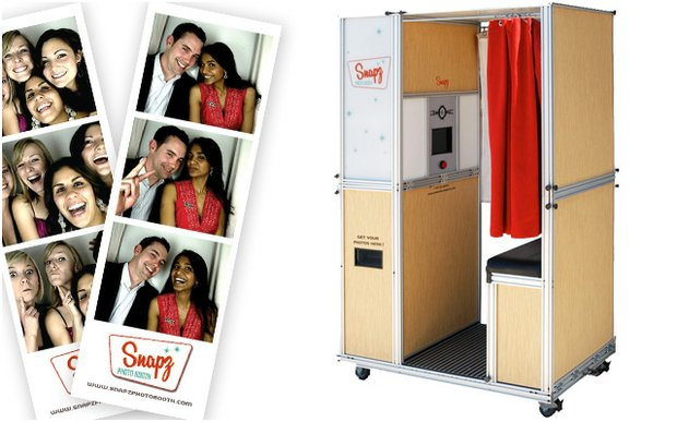 Snapz photo booth
