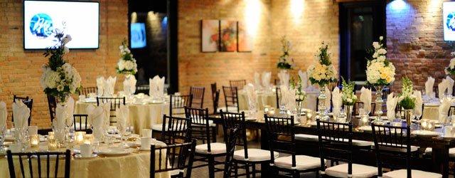 Minneapolis Event Center interior