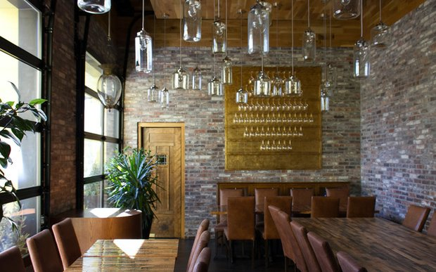 Interior of The Nord Tasting Room