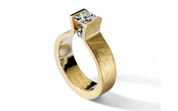 Ring from Stephen Vincent Design