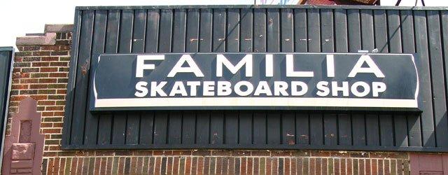 Familia Skateshop