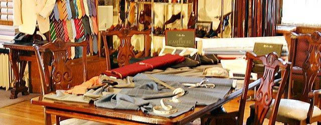 Top Shelf Minneapolis tailoring shop