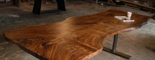 Table at Bjorling & Grant
