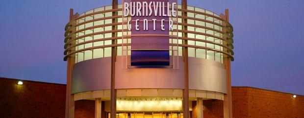Exterior of Burnsville Center