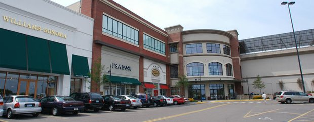 Exterior of Rosedale Center