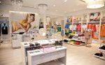 Interior of Ann Taylor store