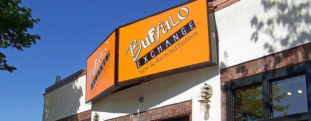 Exterior of Buffalo Exchange