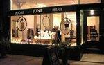June upscale women's resale boutique