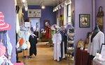 Interior of C'est Chic Boutique