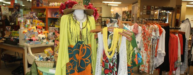 Goodthings home accents, clothing, and gifts