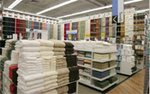 Interior of Bed Bath & Beyond store