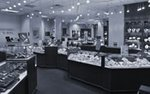 Interior of Contintental Diamond in St. Louis Park, MN