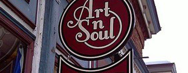 Exterior of Art n Soul/Stillwater Beads