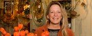 Cindie Sinclair, owner of Camrose Hill Floral in Stillwater