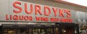 exterior of Surdyk's in Minneapolis
