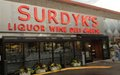 exterior of Surdyk's in Minneapolis