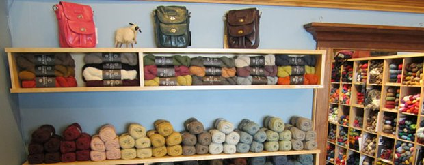 Coldwater Lakeside Yarn