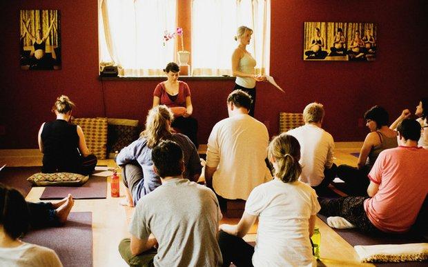 Yoga at Blooma Yoga & Wellness